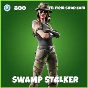 Swap Stalker uncommon fortnite skin