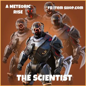 The Scientist legnedary fortnite skin