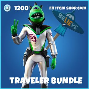 Traveler Bundle fortnite bundle