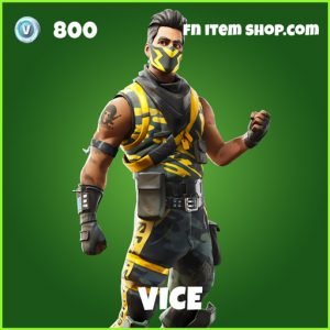 Vice uncommon fortnite skin