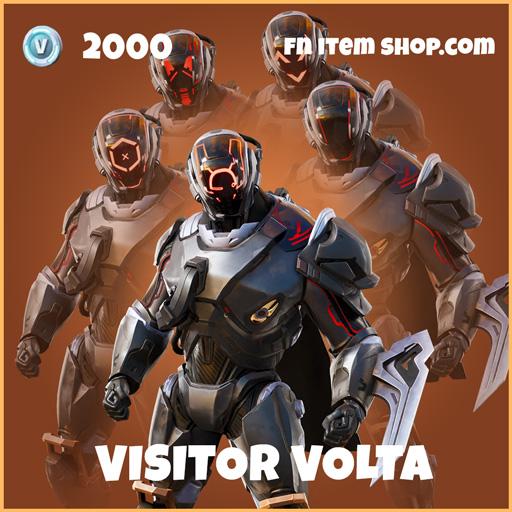 Visitor-Volta