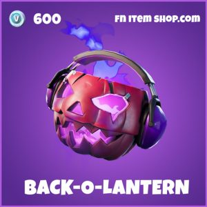 Back-O-Lantern Back O Lantern epic fortnite backpack