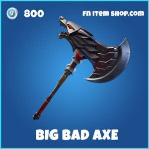 Big Bad Axe rare fortnite pickaxe