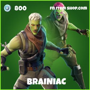 Uncommon brainiac fortnite skin