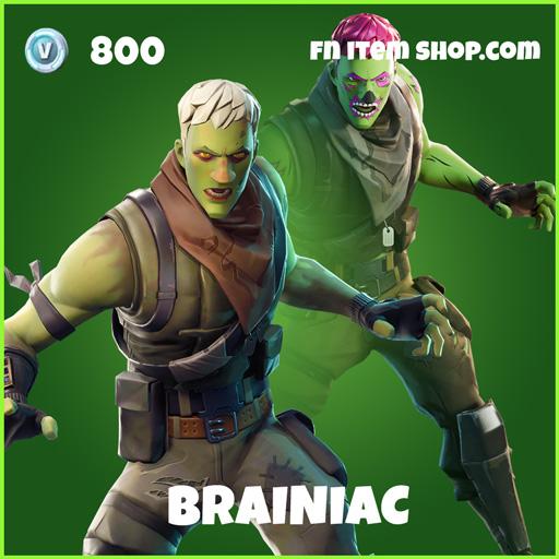 Brainiac-Fade