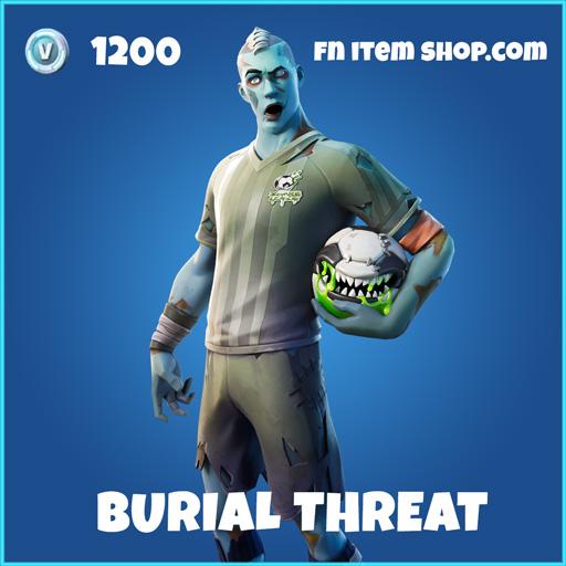 Burial-Threat