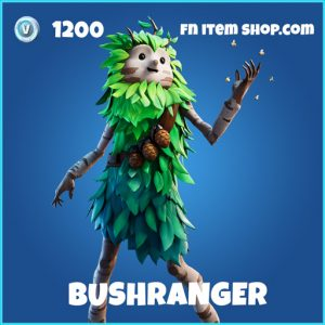 Bushranger rare fortnite skin