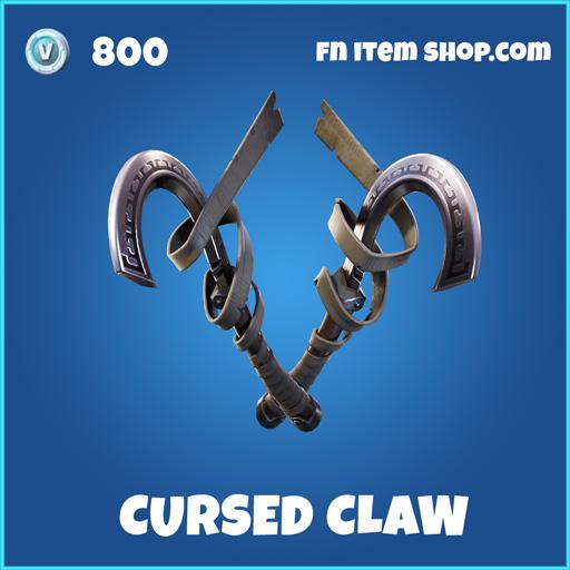 Cursed-Claw