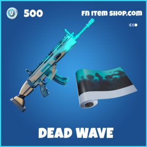 Dead wave rare fortnite wrap