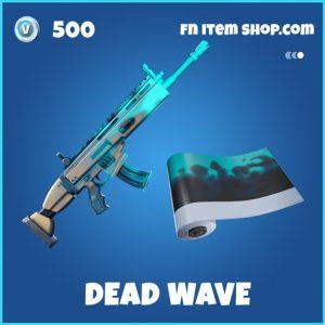 Dead wave rare fortnite wrap