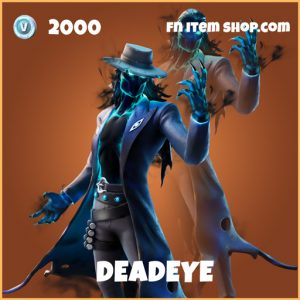 Deadeye legendary fortnite skin