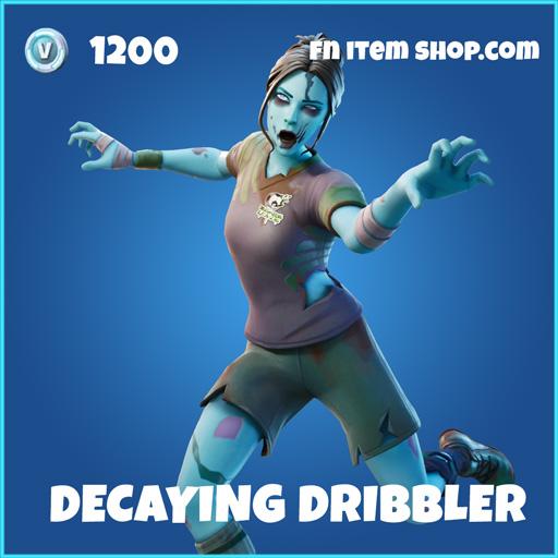 Decaying-Dribbler