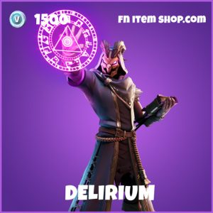 Delirium epic fortnite skin