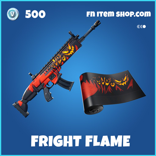 Fright-Flame