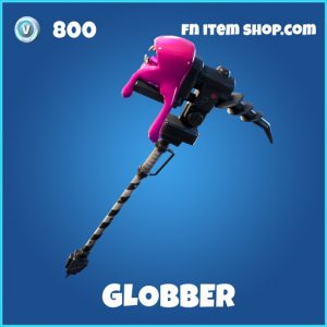 Globber rare fortnite pickaxe