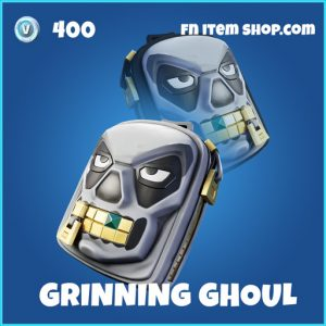 Grinning Ghoul rare fortnite backpack