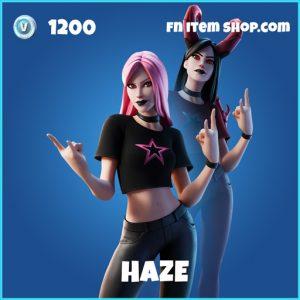 Haze rare fortnite skin