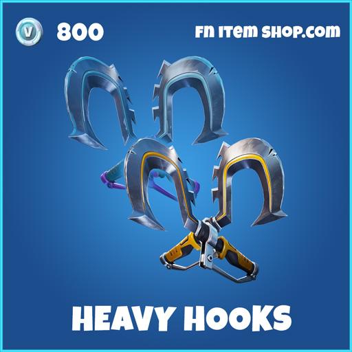 Heavy-Hooks