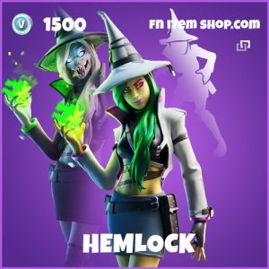 Hemlock epic fortnite skin