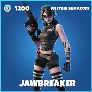 Jawbreaker rare fortnite skin