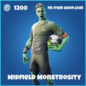 Midfield monstrosity rare fortnite skin