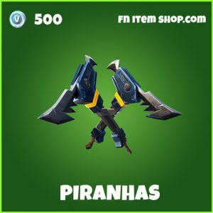 Piranhas uncommon fortnite pickaxe