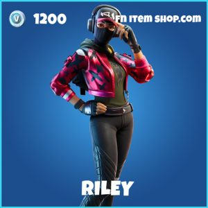 Riley rare fortnite skin