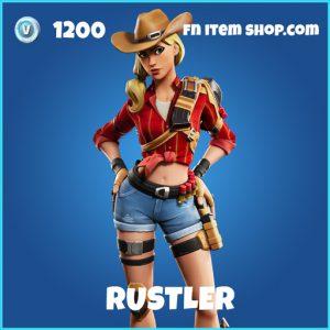 Rustler rare fortnite skin