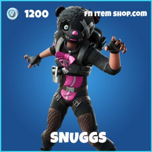 Snuggs rare fortnite skin