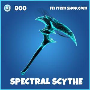 Spectral Scythe rare fortnite pickaxe