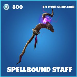 Spellbound staff rare fortnite pickaxe