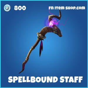 Spellbound staff rare fortnite pickaxe