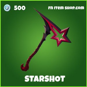 Starshot uncommon fortnite pickaxe