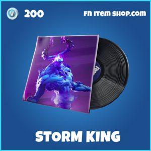 Storm King rare