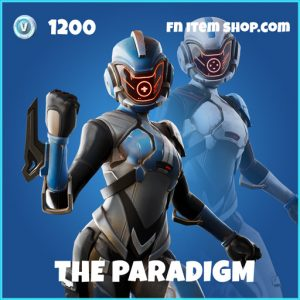 The Paradigm fortnite rare skin