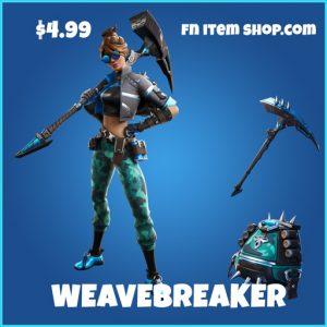 Weavebreaker fortnite bundle