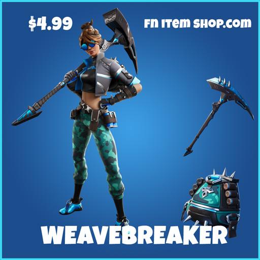 Weavebreaker