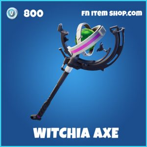 Witchia Axe rare fortnite pickaxe