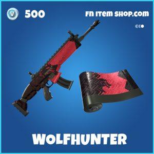 Wolfhunter rare fortnite wrap