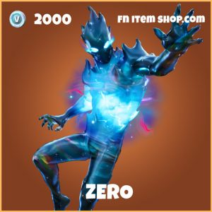 Zero legendary fortnite skin