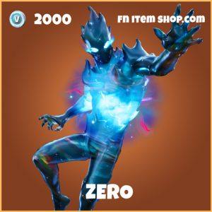 Zero legendary fortnite skin
