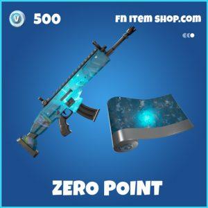 Zero Point rare fortnite wrap