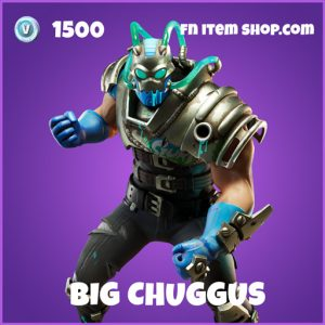 Big Chuggus epic fortnite skin