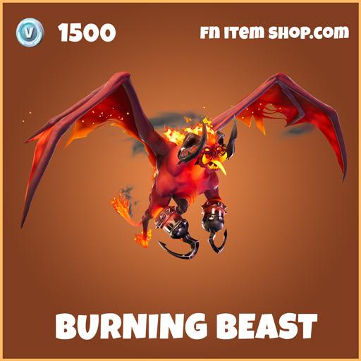 Burning-Beast