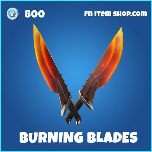 Burning-Blades