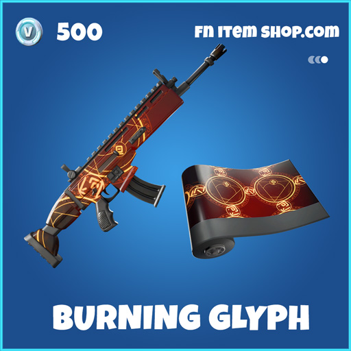 Burning-Glyph