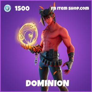 Dominion epic fortnite skin