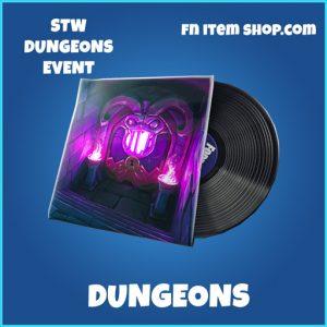 Dungeons rare fortnite music pack