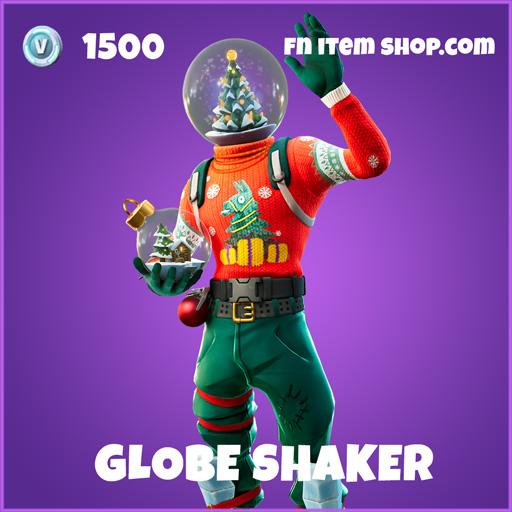 Globe-Shaker
