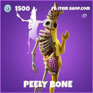 Pelly Bone epic fortnite skin xylo bone emote